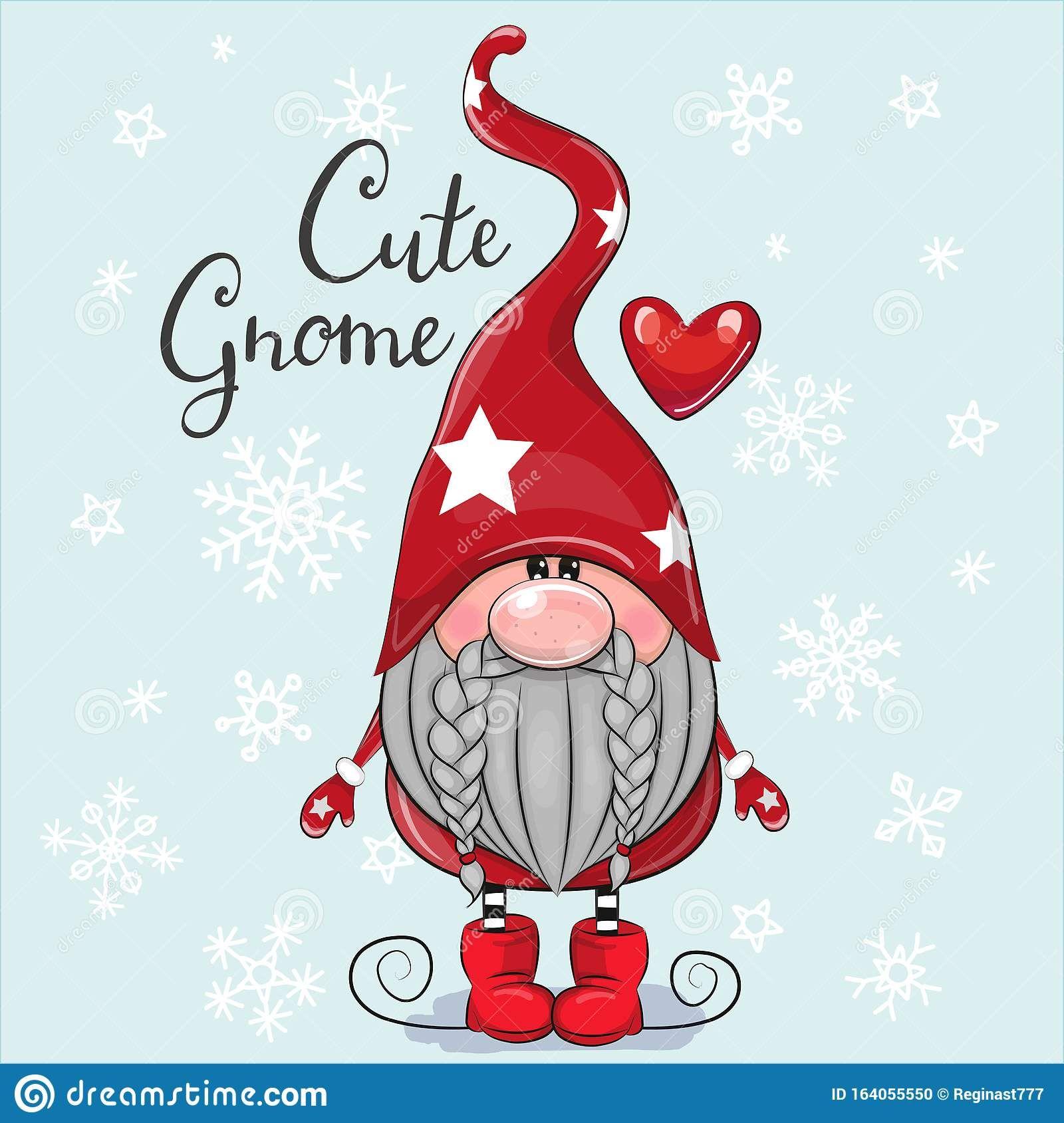 Download 646 Scandinavian Gnome Stock Illustrations