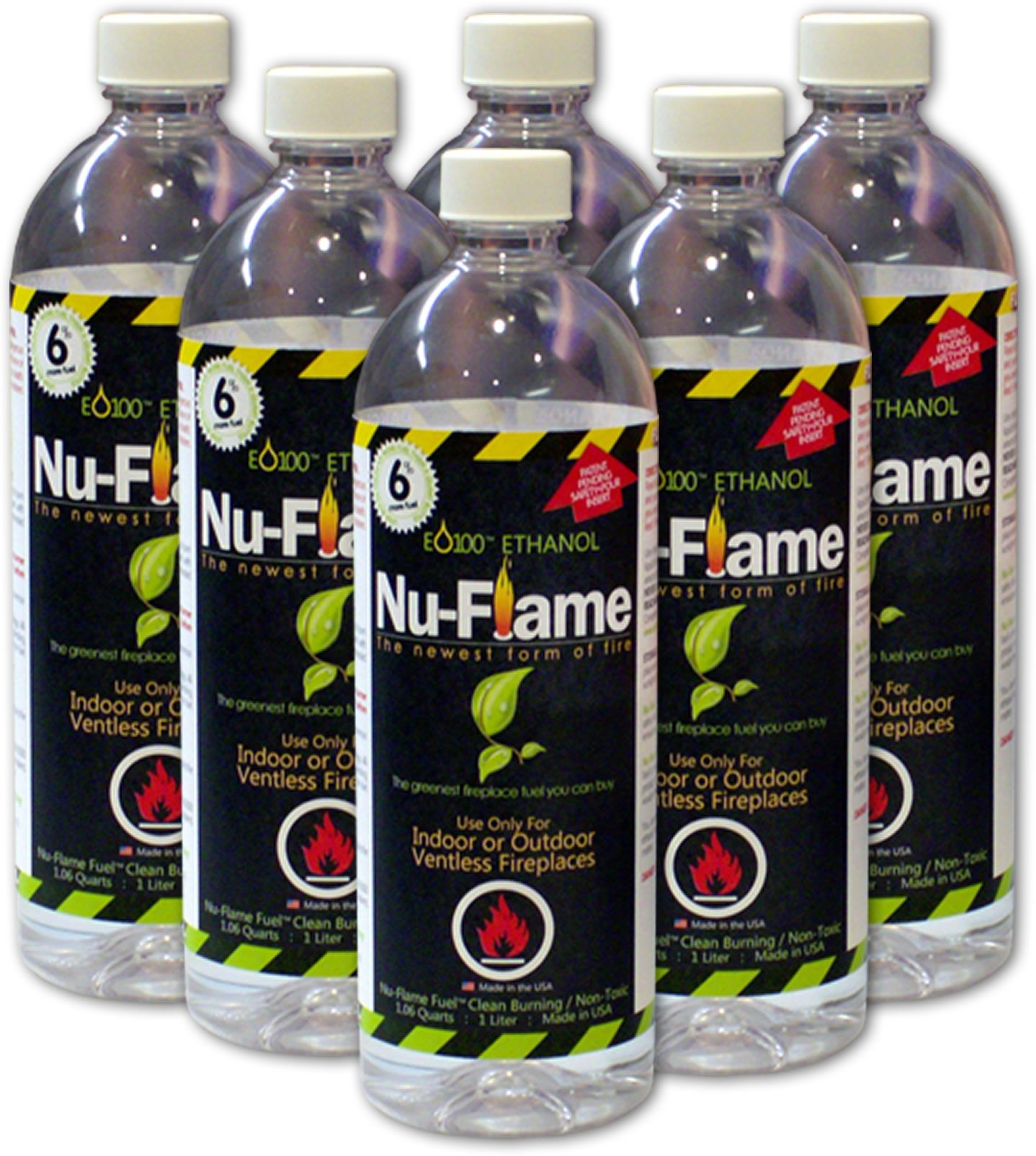made in from 100 waste right here in the usa nu flame liquid