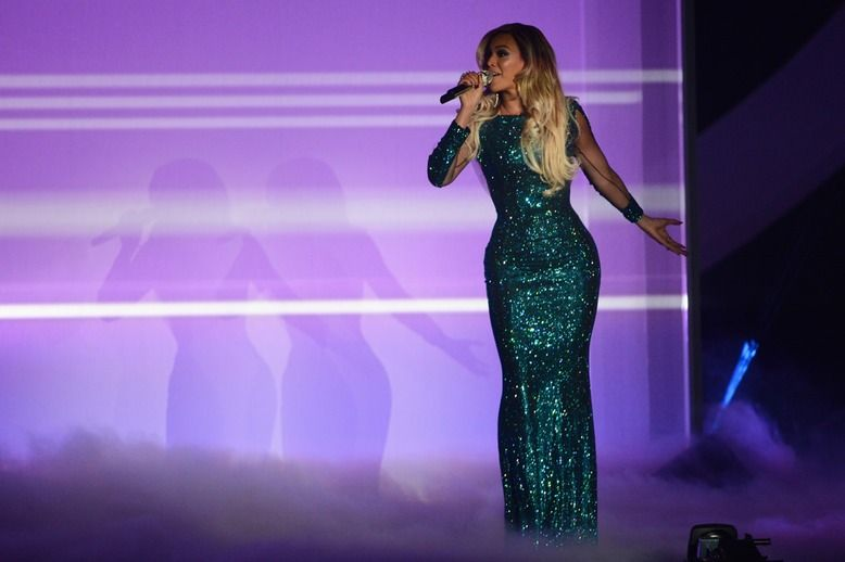 #13 | 59 Beyonce Concert Outfits That Span Her Flawless Career, Ranked From Fabulous To Downright Fierce | Bustle