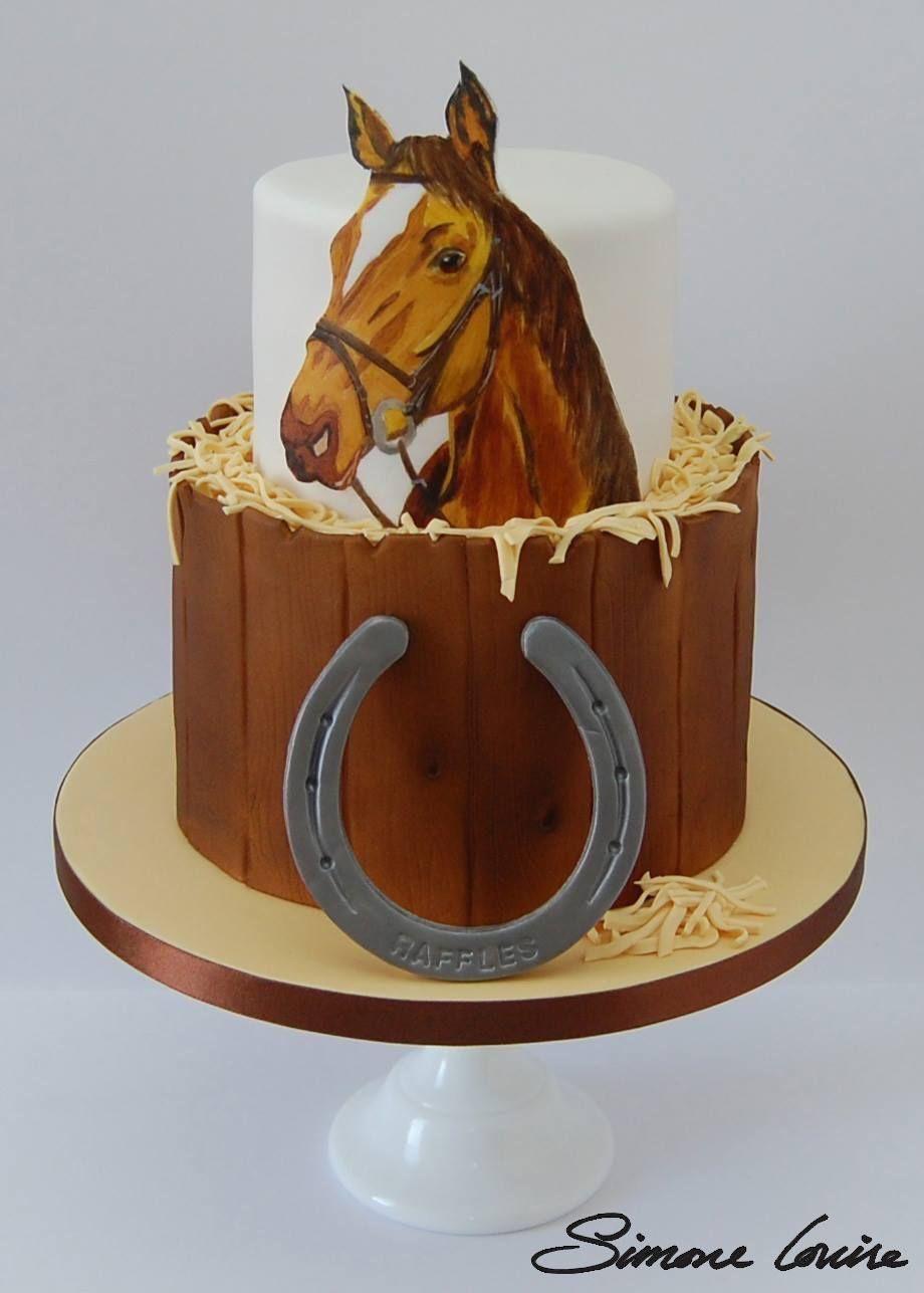 Cumpleaños Torta De Caballo Diseños De Tortas Pastel De Caballo