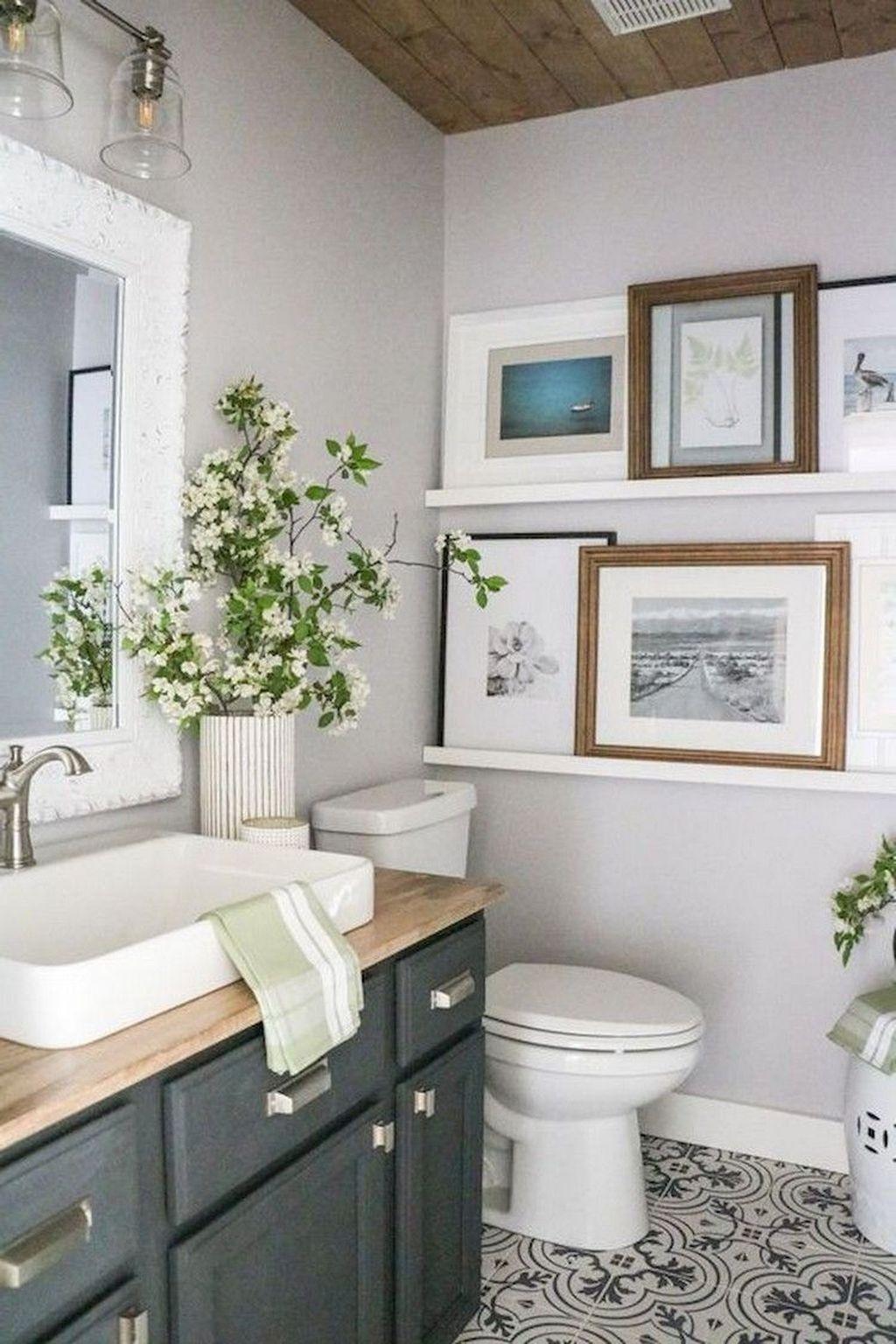 9+ Fancy Modern Master Bathroom Ideas | Cheap bathroom remodel ...