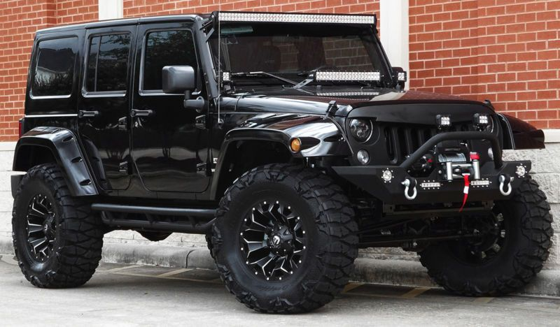2016 Jeep Wrangler Unlimited Sport 4x4 Jeep wrangler