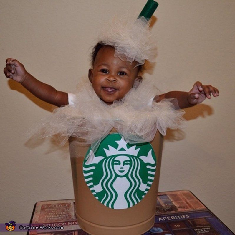 Adorable Baby Has The Most Woke Costume This Halloween   Huffington Post