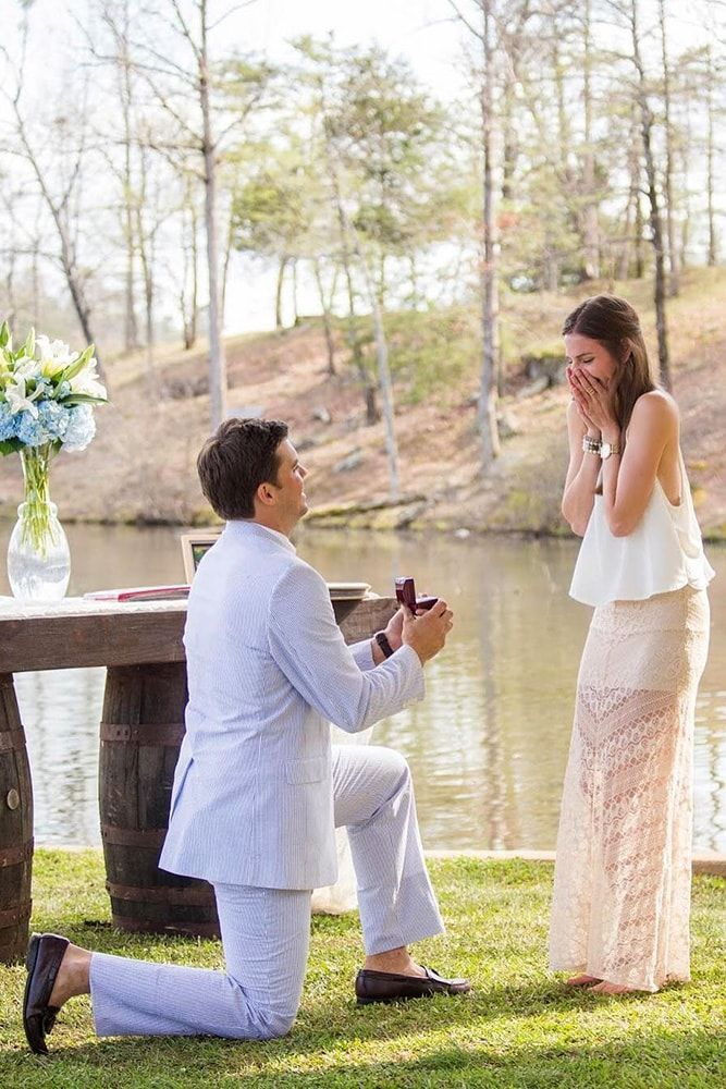30 Wedding Proposal Ideas To Find The Perfect One
