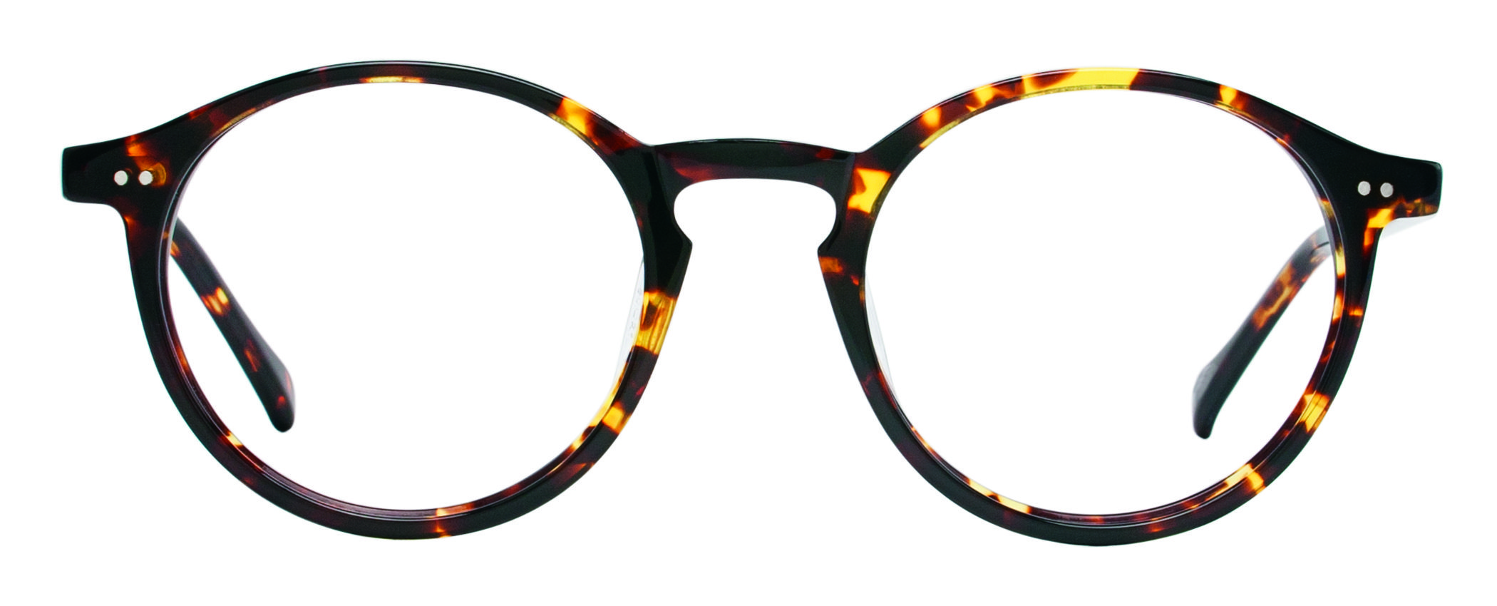 d1ebf23c2e Brunswick Hand Made Semi-Round Style Eyeglasses