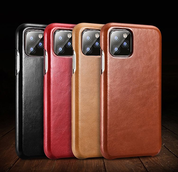 Best leather cases for iphone 11pro and iphone 11 pro max