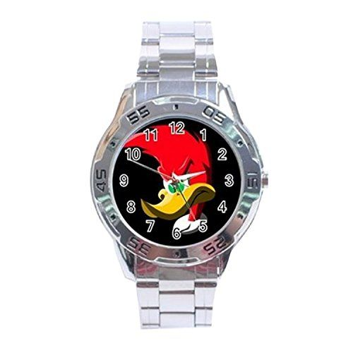New Wrist watches XBKCB159 Woody The Woodpecker Stainless Steel Watches * More info could be found at the image url.