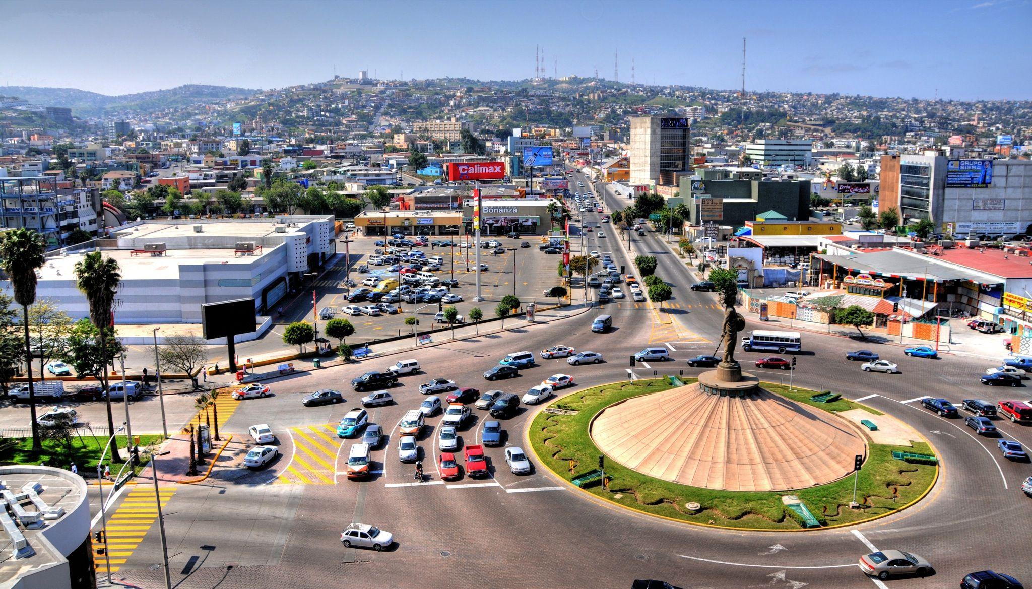 Vista de Tijuana