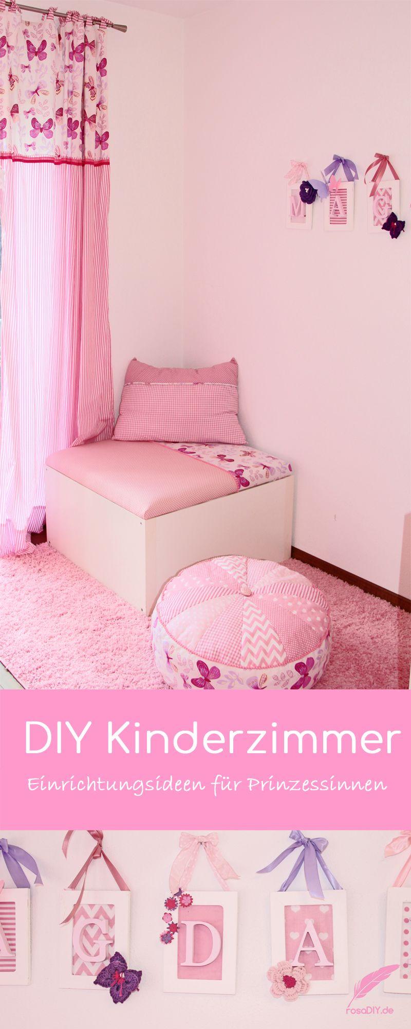 Ein m dchentraum in rosa diy projekte mode for Deko accessoires wohnen