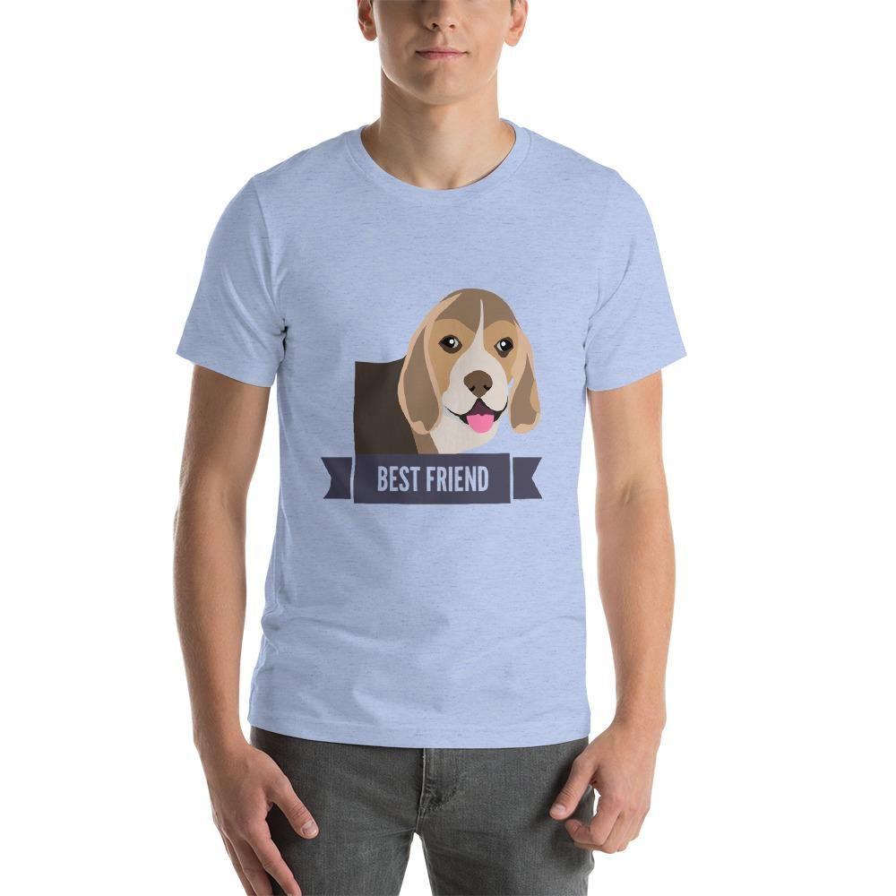 Beagle Best Friend Unisex T Shirt A Fashion Group Board Gifts