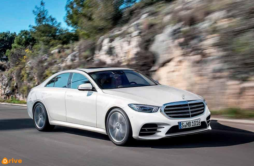 2021 Mercedes-Benz S-Klasse W223 in 2020 | Mercedes s ...