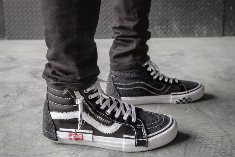 63367758ce Vans Vault Cut and Paste. (Foto