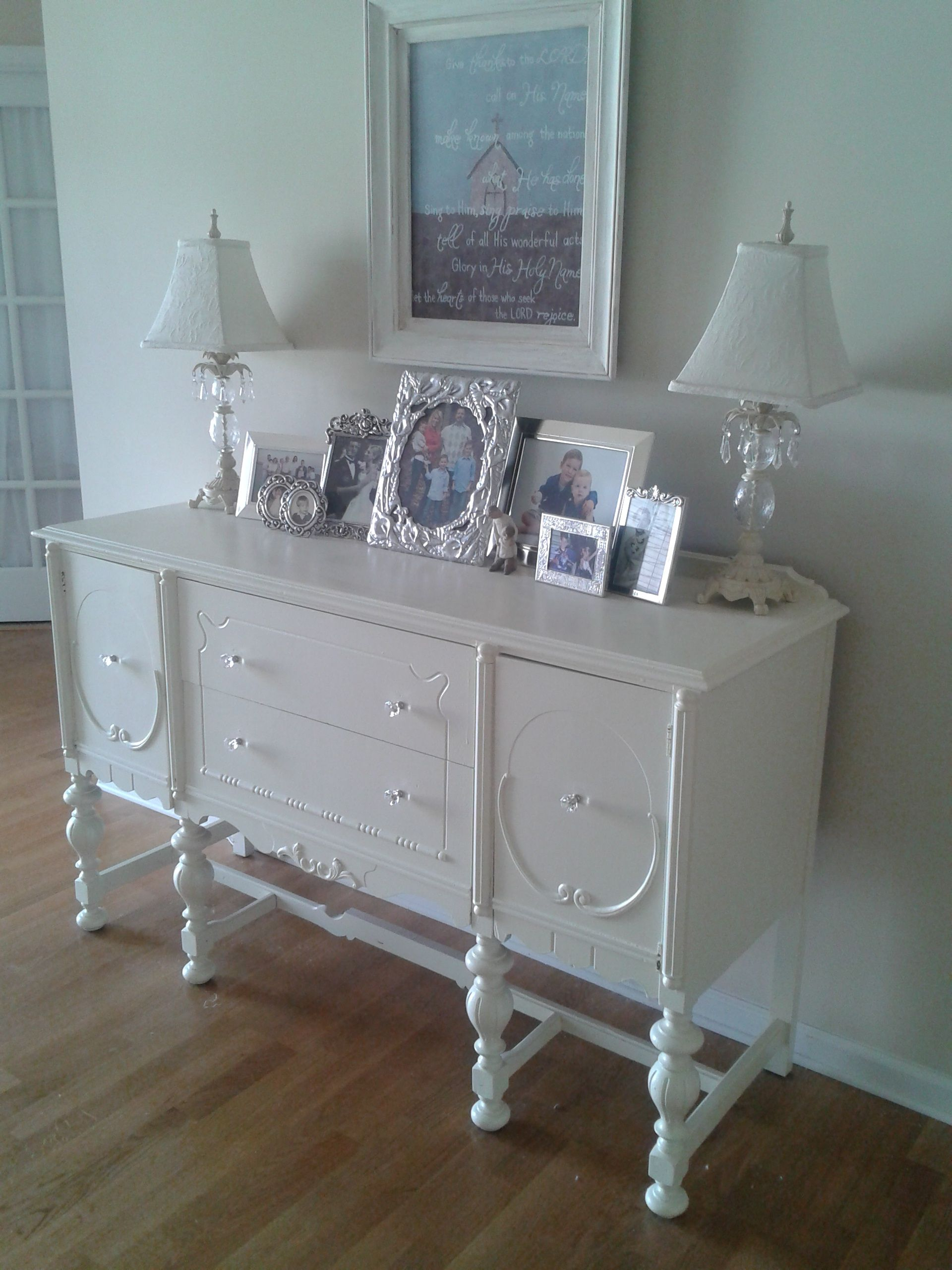 refinishing goodwill furniture