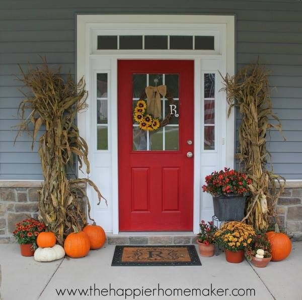 Frugal Home Decorating: Fall Home Tour (Simple And Frugal Decorating Ideas)