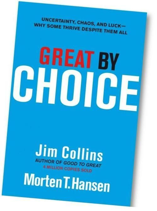 Greatness is a choice - new marketing agency blueprint free download