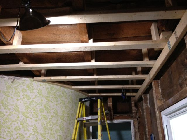 Image Result For Wood Dropped Ceiling