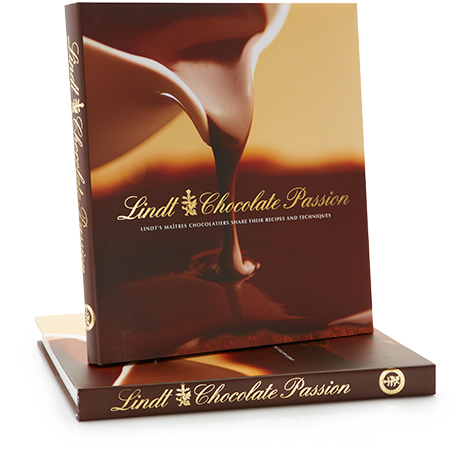 #LindorSmoothStyles Lindt Chocolate Passion Recipe Book | Lindt Chocolate