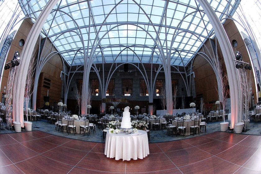 Indianapolis Public Library Ritz Charles Caterers