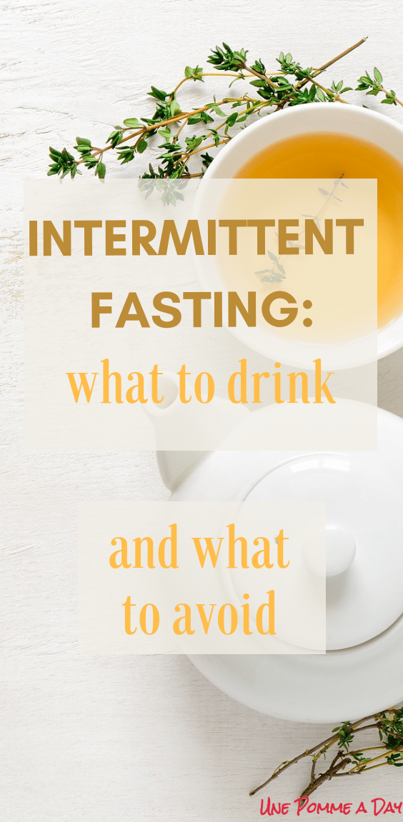 Intermittent Fasting What To Drink And What To Avoid Intermittent Fasting Coffee Tea Diet Diet And Nutrition