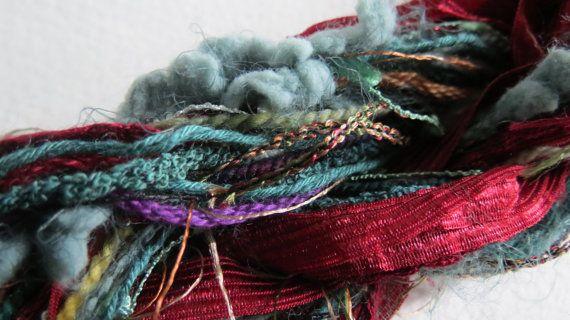 Fibers Lot  Dreamcatcher Supplies   Trending Crafts  by chrystelle