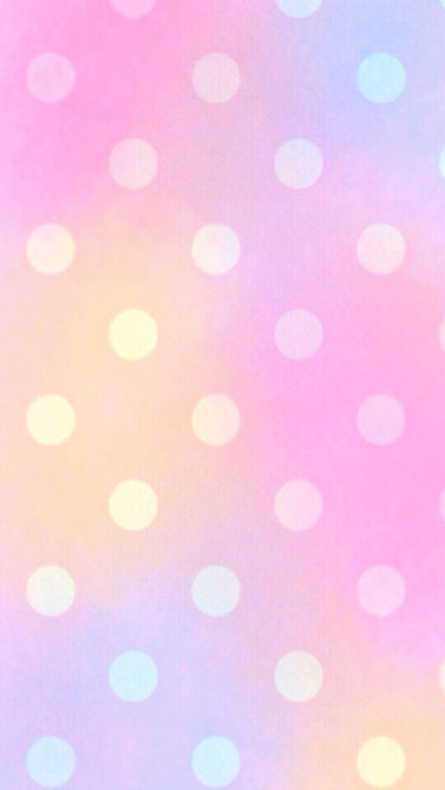 Distressed polka dots iphone wallpaper i p h o n e w distressed polka dots iphone wallpaper voltagebd Image collections