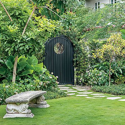 Choose the Perfect Garden Gate Moon gate Garden gate and Gardens