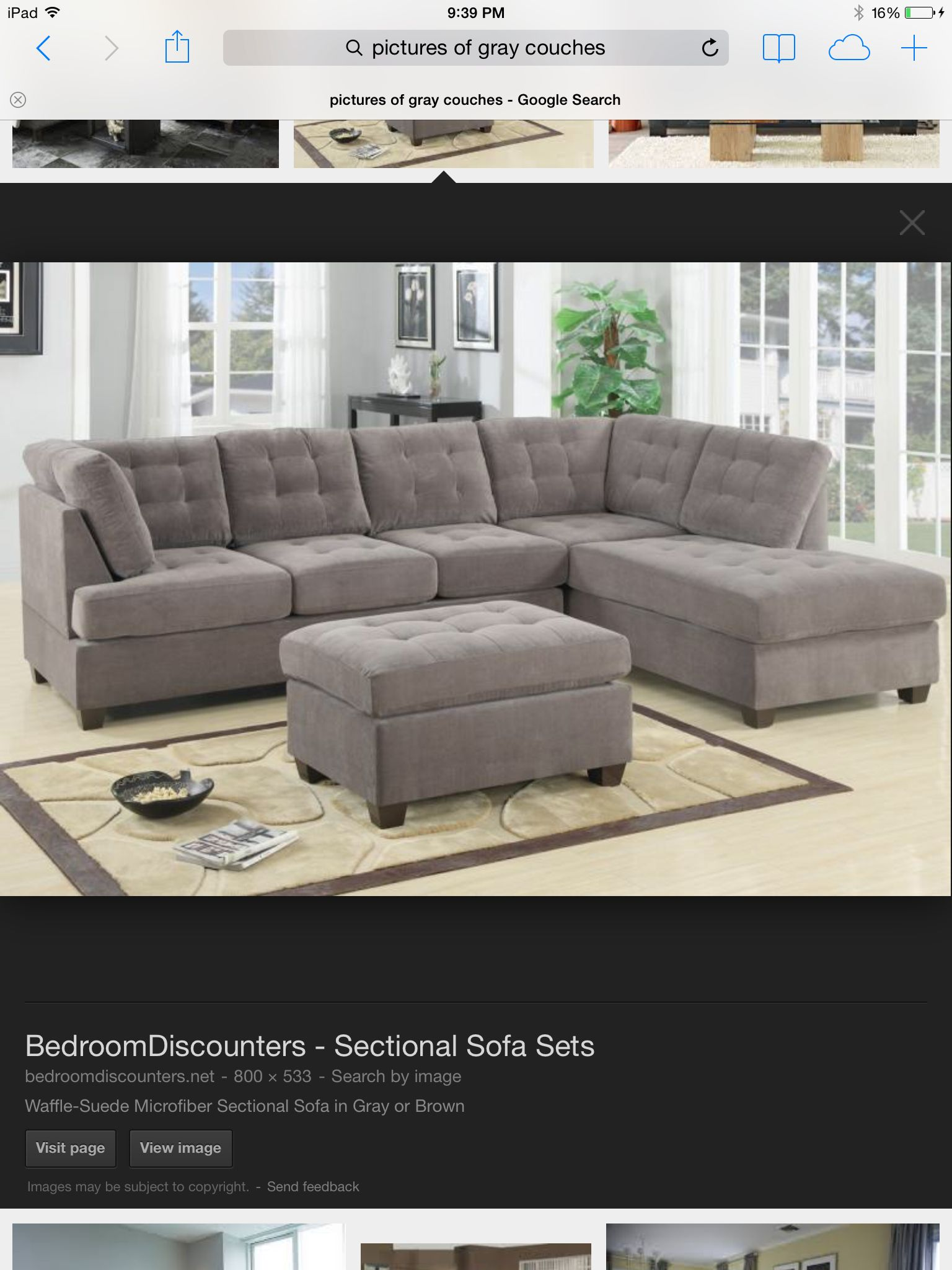 Sectional Sofa With Chaise, Sectional Sofa