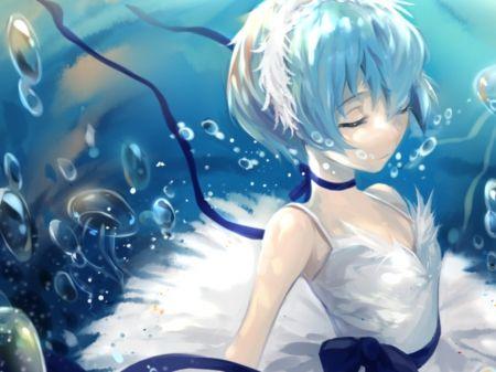 Resultado de imagen de wallpapers anime cisne
