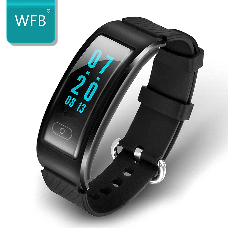 WFB Bluetooth Fitness Tracker Smartwatch For Samsung