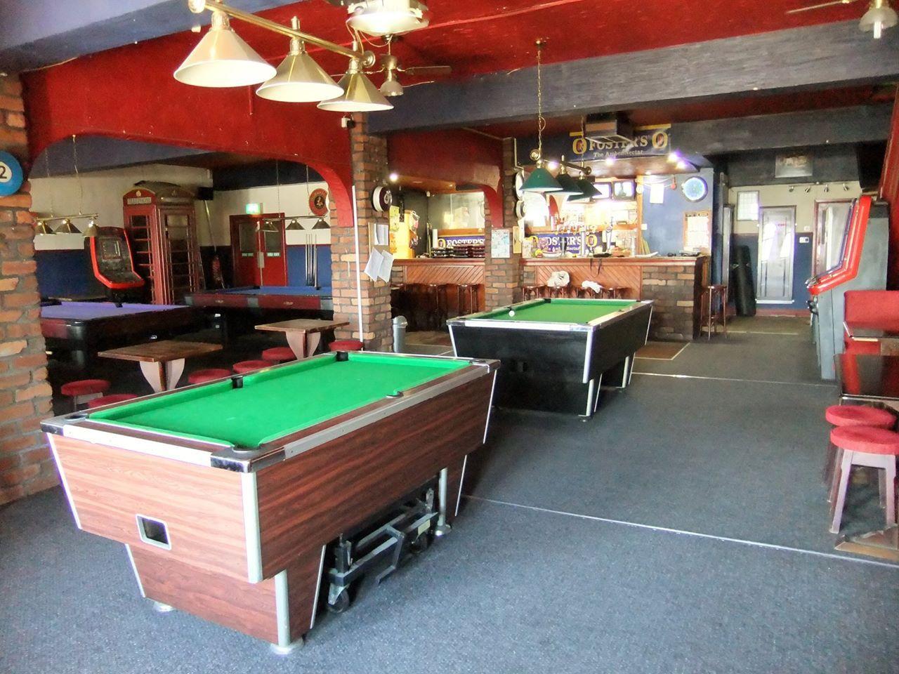 Hillbillies Snooker And Pool Hall Oldham Pool Halls Snooker Pool