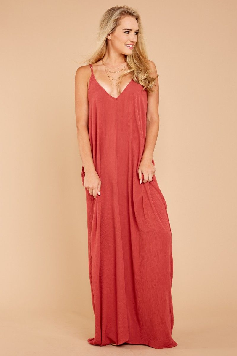 As you like clay red maxi dress at reddressboutique fall