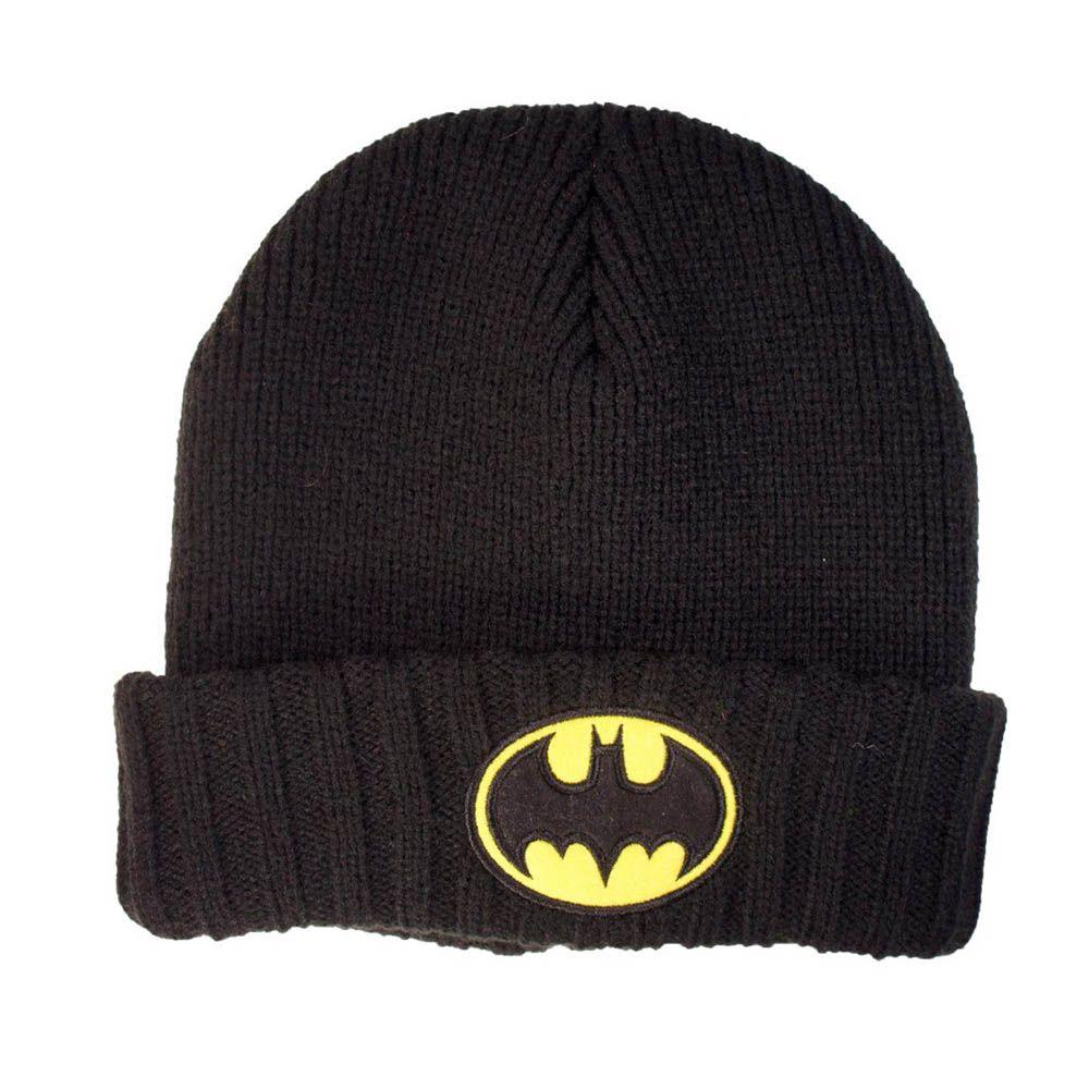 Gorro tipo Beanie Batman logo. Modelo 2 Estupendo gorro de nuestro querido  héroe Batman conocidos ddabc9e6f99