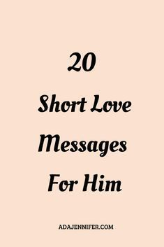 60 Sweet Love Messages To Rekindle His Love For You