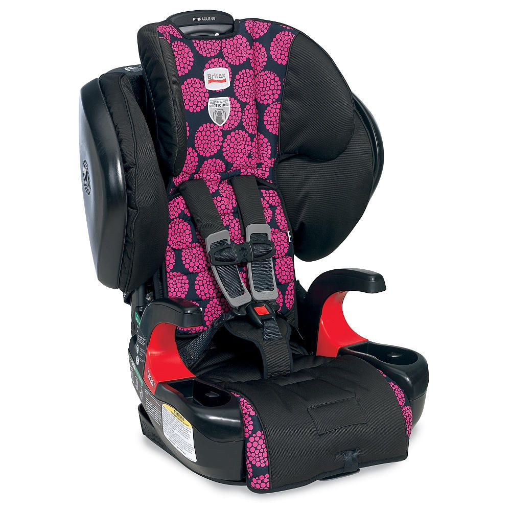 Britax Pinnacle 90 ClickTight Booster Car Seat - Broadway - Britax