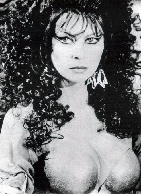 Cassandra Peterson Without Her Elvira Makeup Misstress Of