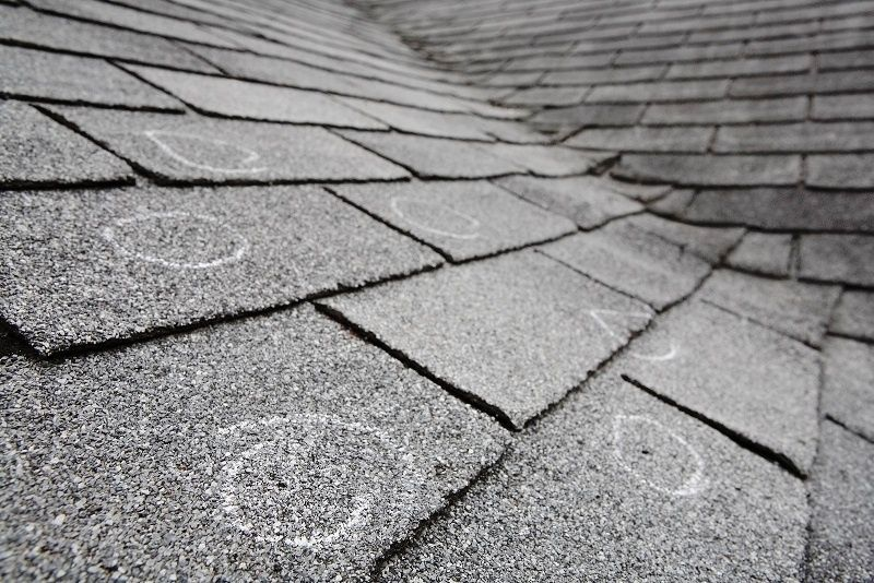 Roof Hail Damage 8 Tips For Homeowners Roofing Materials Roofing Contractors Cool Roof