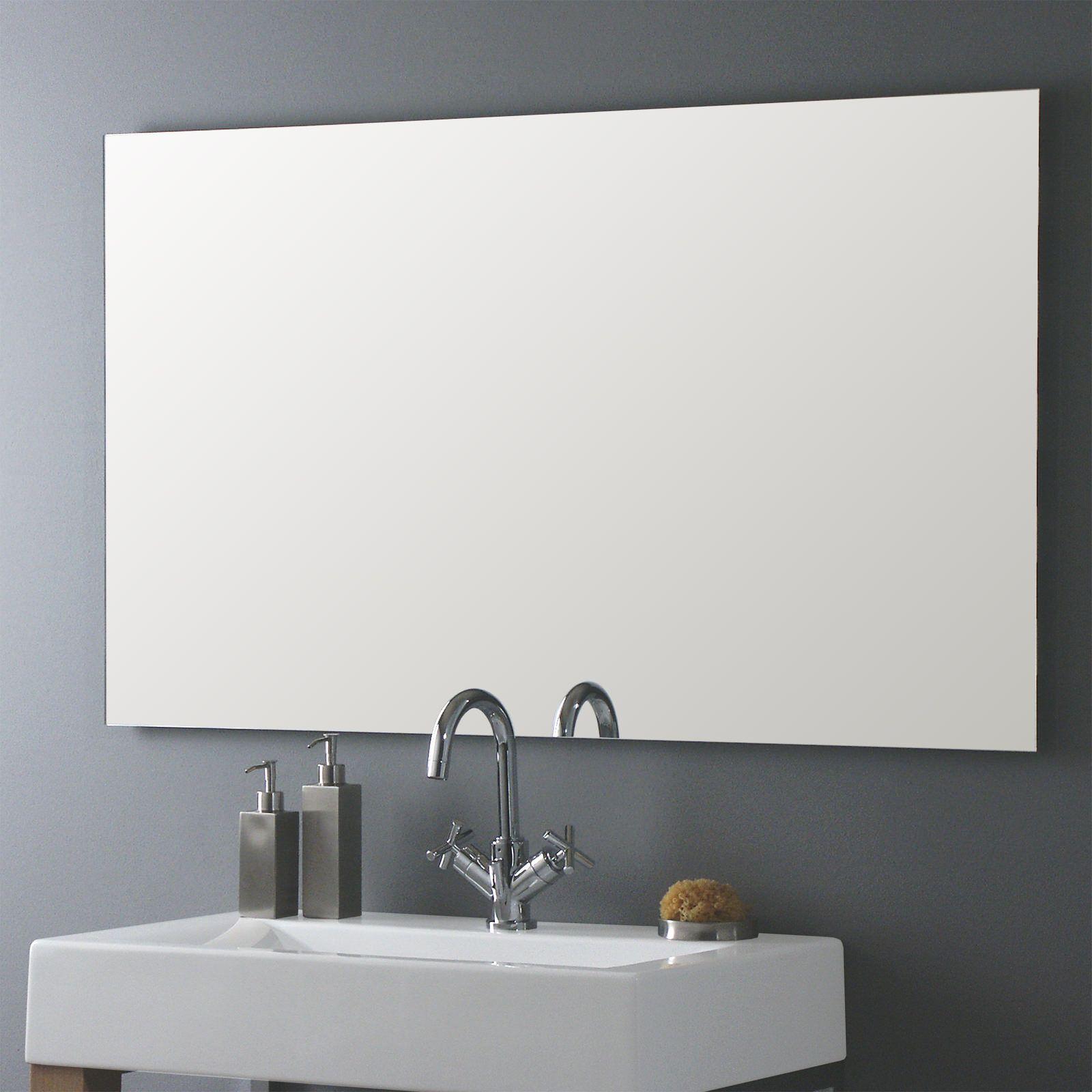Badspiegel Basic Badezimmerspiegel Badspiegel Badspiegel Beleuchtet
