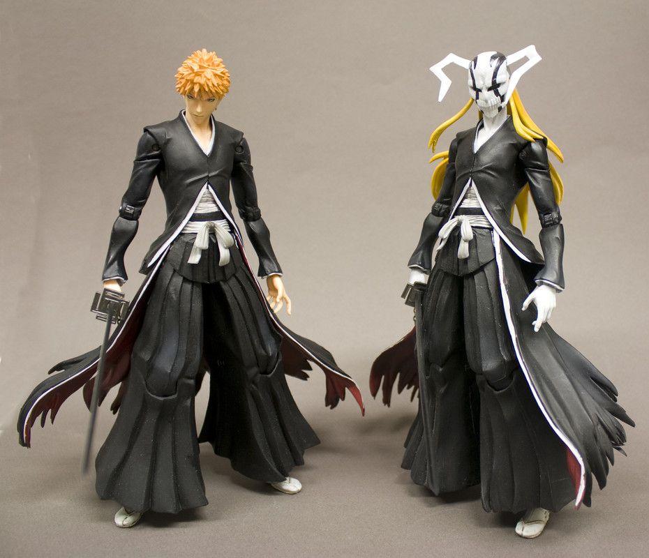 Ichigo vasto lorde bleach pinterest lorde anime and
