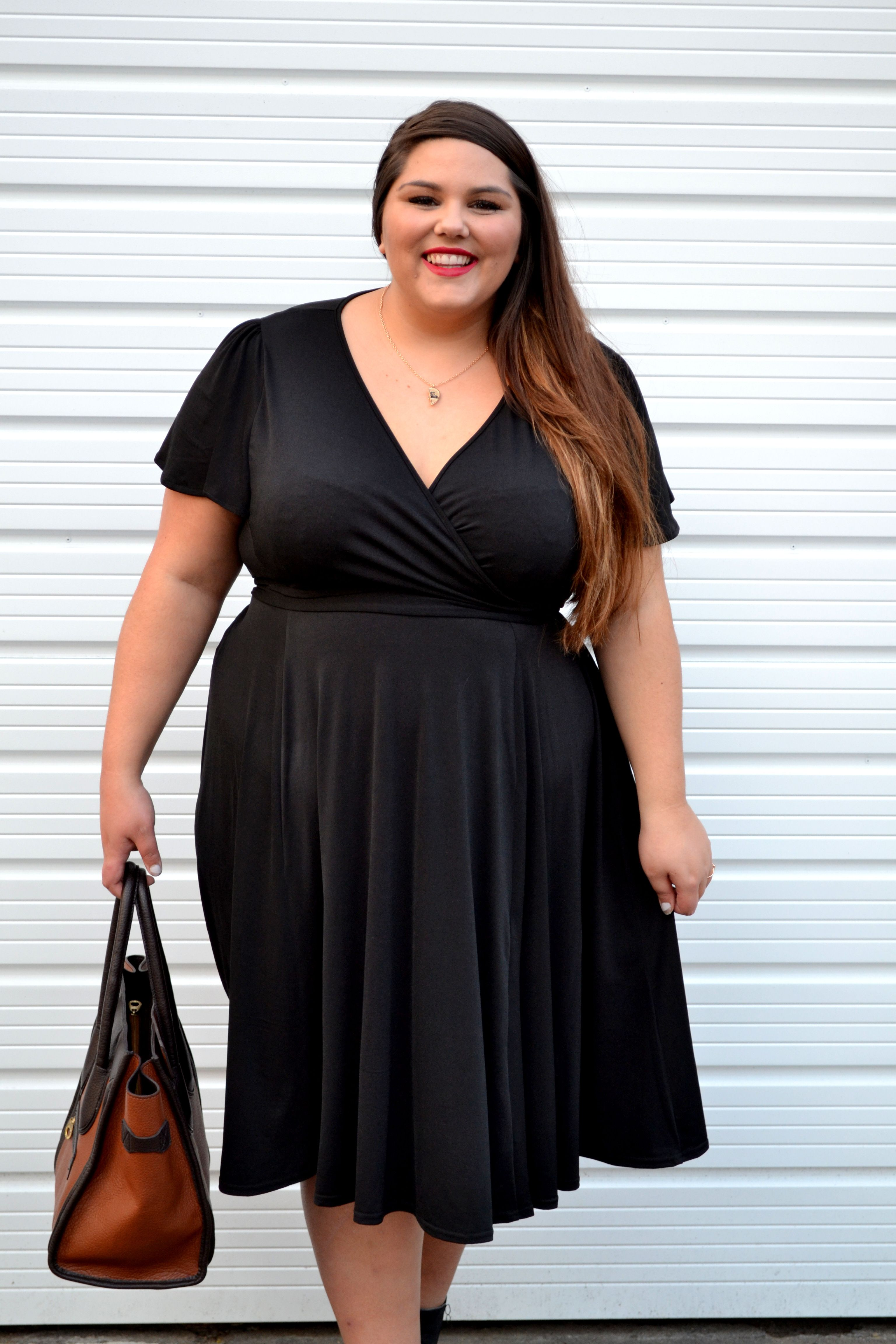 plus size fashion to create the perfect overall style with