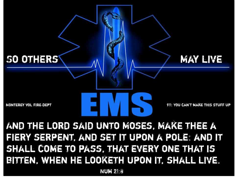 So others may live. (With images) Emt quote, Emt humor