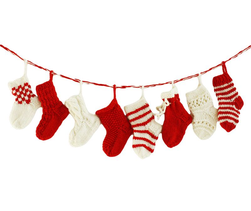 Diy Adventskalender Socken Adventskalender Socken Stricken Selber