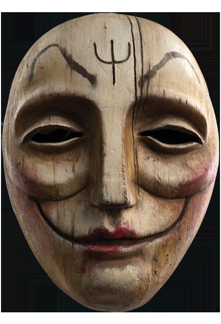 Trick or Treat Studios Krampus Gluggagaegir Window Peeper Mask Dark Elf Mask
