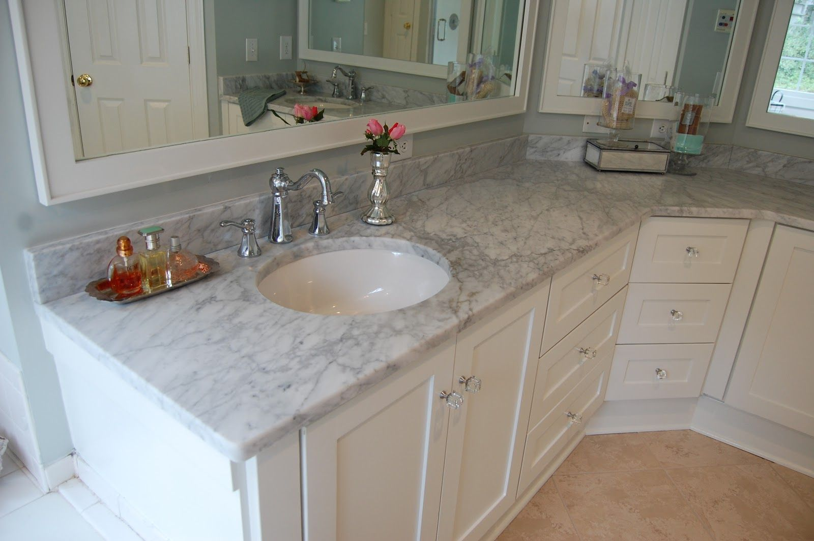 Fake Marble Countertops Gorgeous Interior Beautiful L