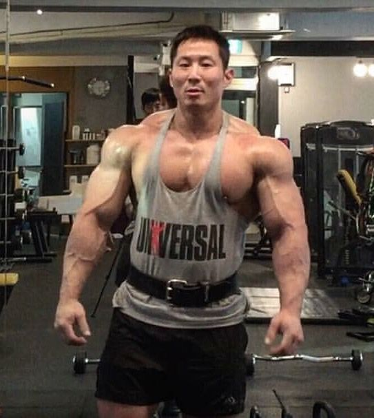 Apologise, Video clips of asian bodybuilding workouts