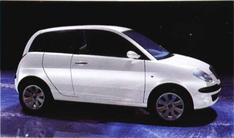 lancia ypsilon 5 portes lancia concept pinterest