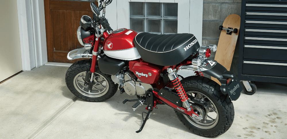 Honda Monkey 125 Abs 2018 Page 10 Adventure Rider In 2020 Mini Bike Honda Motorcycles Honda