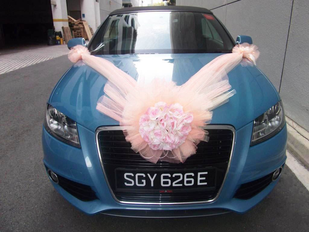 Wedding decorations for car  Click to Close  Weddings  Pinterest  Audi a Decoration and Weddings