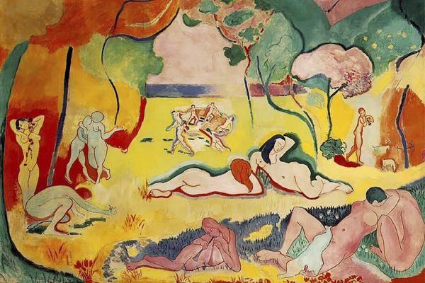 A Alegria de Viver (Matisse)