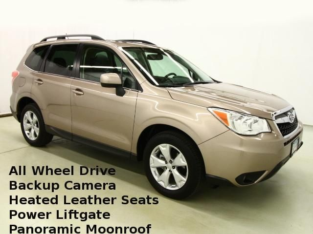 Used 2015 Subaru Forester For Sale In White Bear Lake Mn Rat White