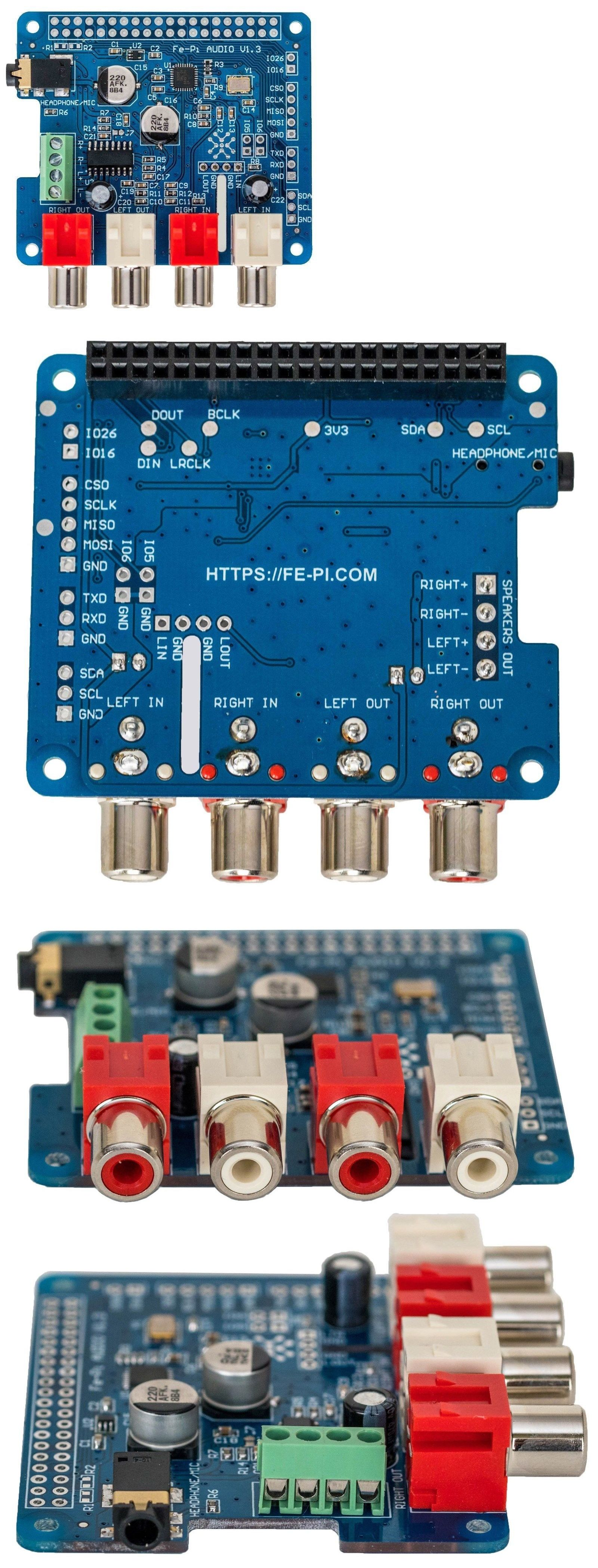 Other Components and Parts 16145: Fe-Pi Raspberry Pi 2 3 B+